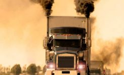 BRUSSELS WANTS TO REDUCE THE EMISSIONS OF THE TRUCKS BY 30%