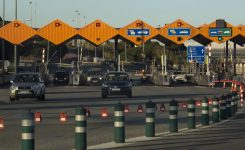 Its estimated that the abolishment of the tolls will cost around 450 million euros to the government