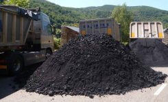 The problem of coal a headache for transport