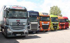 Más de 100.000 camioneros contra el cártel