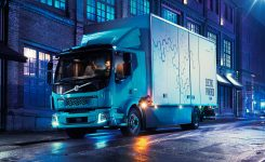 Aumento de la producción de camiones españoles